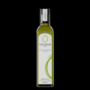 bottiglia olio vicarum peranzana da 0,50 ml